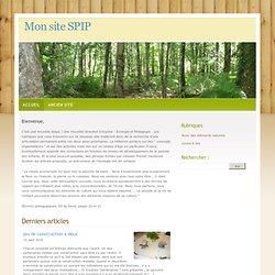 Mon site SPIP