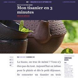 Mon tisanier en 3 minutes - Oui ! Le magazine de la Ruche Qui Dit Oui !