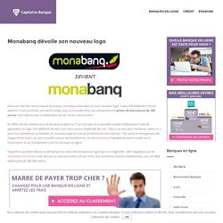 Monabanq dévoile son nouveau logo -