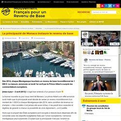 Monaco met en place un revenu de base