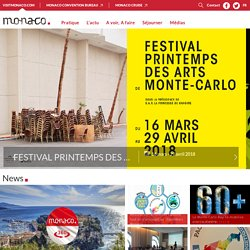 Monaco - Site officiel
