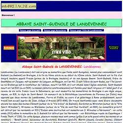 Abbaye Saint-Guénolé de Landevennec