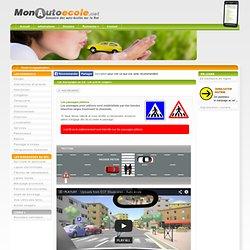 Monautoecole.net - La signalisation routière / les-marquages-au-sol-9