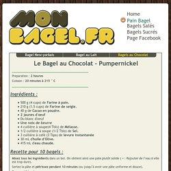 MonBagel.fr, l'expert des bagels !