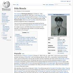 Felix Moncla