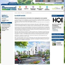 Monconseil écoquartier