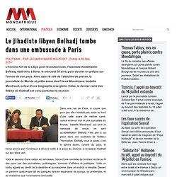 30/04/2014 Le jihadiste Abdelhakim Belhadj reçu à Paris
