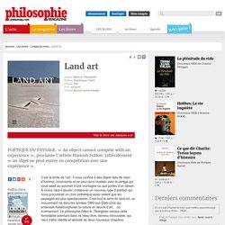 Land art (pour pour tout le monde)