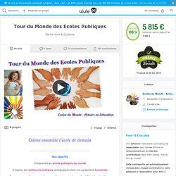 Tour du Monde des Ecoles Publiques