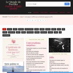 Le Monde de Poetika