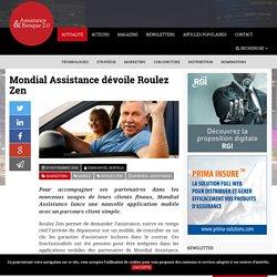 Mondial Assistance dévoile Roulez Zen