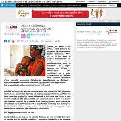 AMREF : Journée Mondiale de l'Enfant Africain – 16 juin