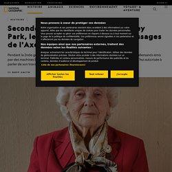 Seconde Guerre mondiale : Bletchley Park, le site de décryptage des messages de l'Axe