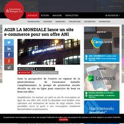 AG2R LA MONDIALE lance un site e-commerce pour son offre ANI