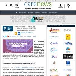 [AÀP] AG2R LA MONDIALE et Simplon.co lancent le programme DigitESS