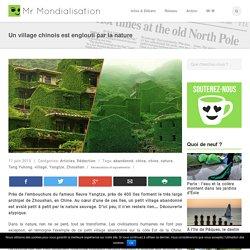 Un village chinois est englouti par la nature