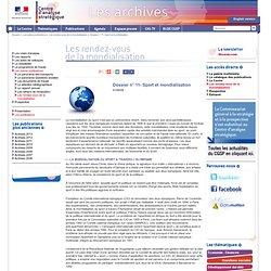 Dossier n° 11- Sport et mondialisation