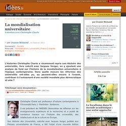 La mondialisation universitaire