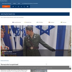 Mondoweiss | The War of Ideas in the Middle East
