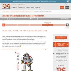 Monétisez votre site web avec Google Adsense