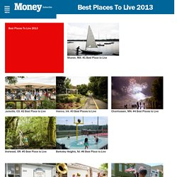 Best Places to Live 2012 - Money Magazine