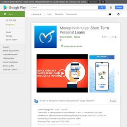 Instant Pay Loan Approval with Quick Disbursement - Money in Minutes