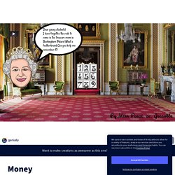 Money by pauline.parat on Genial.ly