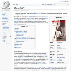 Moneyball, wikipedia