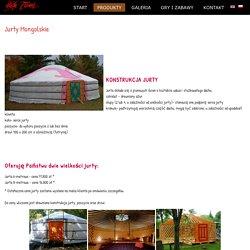 Jurty Mongolskie - Hatatoma - namioty indiańskie Tipi, Jurty Mongolskie, Totem Haida