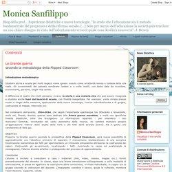Monica Sanfilippo: Contenuti