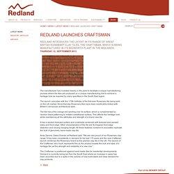 Monier Redland:Single News Display