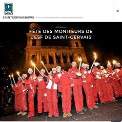 Fête des moniteurs de l'ESF de Saint-Gervais