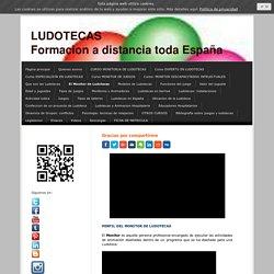 El Monitor de Ludotecas - Cursos a distancia de Ludotecas y Juegos