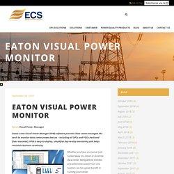 EATON VISUAL POWER MONITOR