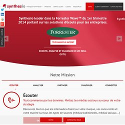 Accueil « Synthesio Synthesio