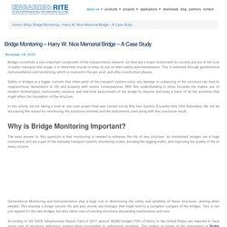 Harry W. Nice Memorial Bridge – A Case Study