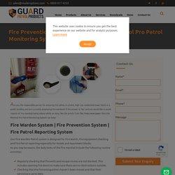 Fire Warden Patrol Monitoring System
