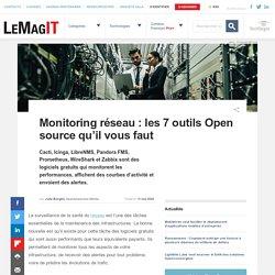 Monitoring réseau: les 7outils Open source qu'il vous faut
