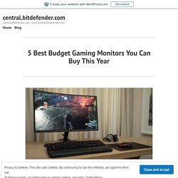 5 Best Budget Gaming Monitors You Can Buy This Year