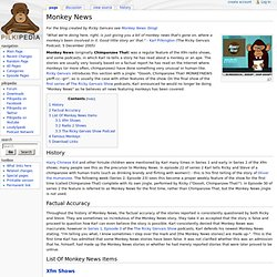 Monkey News - Pilkipedia