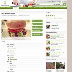 Monkey - Burger (Rezept mit Bild) von Untrennbar