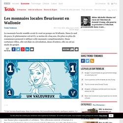 Les monnaies locales fleurissent en Wallonie - Finance
