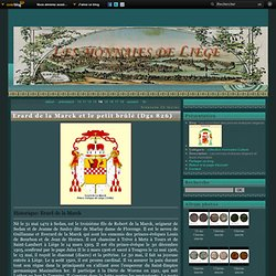 Les monnaies des princes évêques liégeois