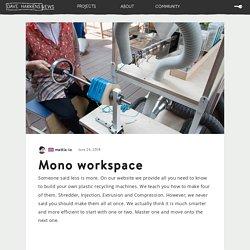 Mono workspace - Dave Hakkens