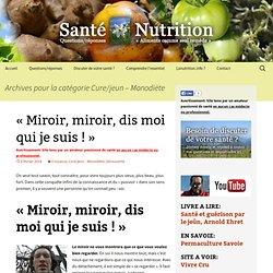 Pour la VRAIE nutrition - Chambéry Savoie santé