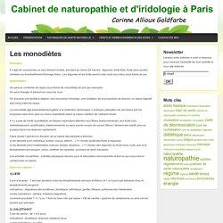Cabinet de Naturopathie et d'Iridologie à Paris