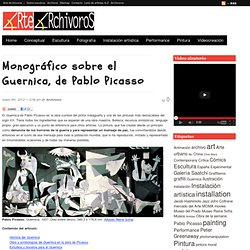 Monográfico sobre el Guernica, de Pablo Picasso