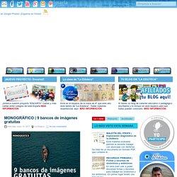 9 bancos de imágenes gratuitas ~ La Eduteca