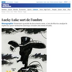 Monographie: Lucky Luke sort de l'ombre - Culture