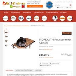 MONOLITH Rotisserie für Classic, 299,00 €